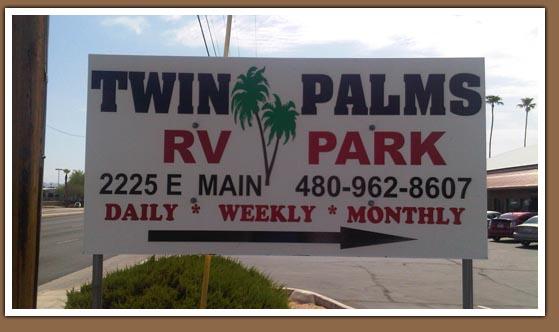Twin Palms RV Park